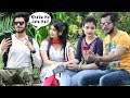 Video Calling With Gf Loudly In Public Prank In India 2019 Funday Pranks