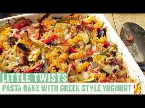 Tuna Pasta Bake with Greek Yoghurt