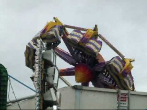 Power Failure, Blackpool Comes To