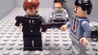 Lego James Bond