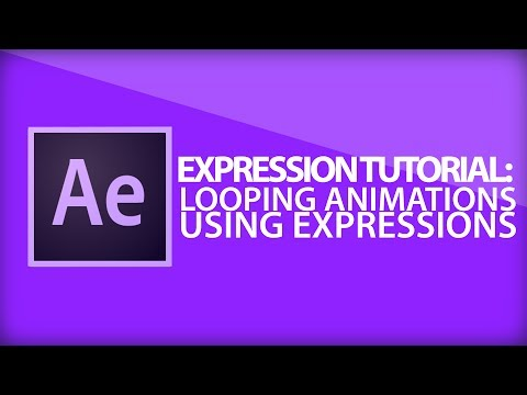 After Effects Tutorial | Loop Expressions