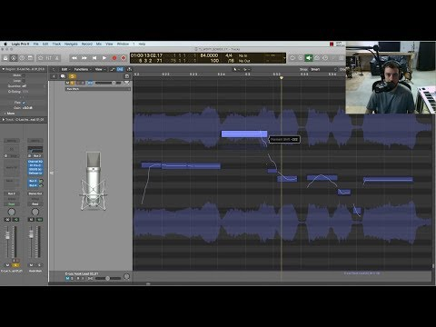 Using Flex Pitch with Vocals in Logic Pro X