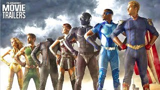 Download THE BOYS Trailer (TV Series 2019) - Karl Urban Superhero Series Video