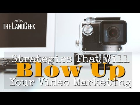 Strategies That Will Blow Up Your Video Marketing