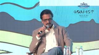 Sanjay Dutt - Goafest 2017
