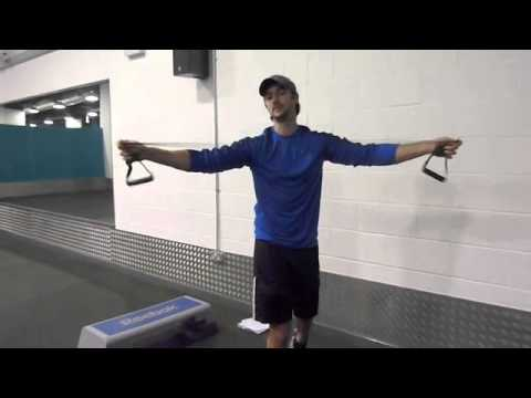 Workout For Golf - More swing speed
