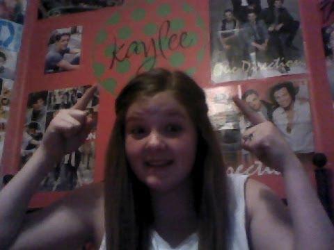 Kaylee's Scoliosis Story :)