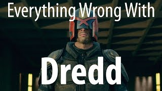 Everything Wrong With Dredd In 13 Minutes Or Less
