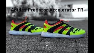 a429d82e0267 Adidas Predator Accelerator TR  solar yellow