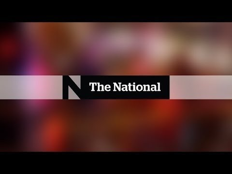 The National for  Sunday April 1st 2018