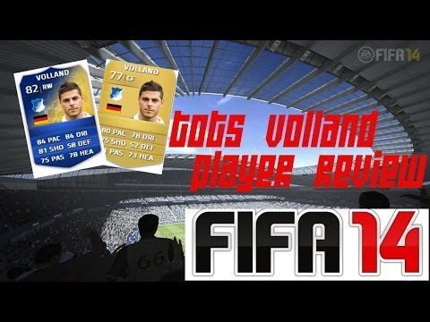 82 TOTS VOLLAND! - Player Review & In Game Stats - Fifa 14 Ultimate Team (Deutsch/HD)