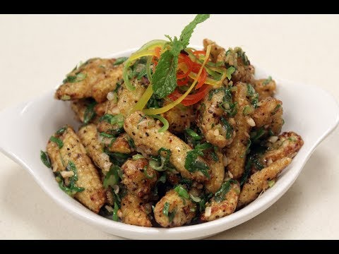 Babycorn Salt and Pepper | Sanjeev Kapoor Khazana