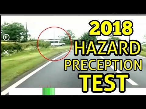 THEORY TEST PRACTICE 2018 | hazard perception test 2018