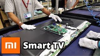 Mi LED Smart TV manufacturing plant Tour in India