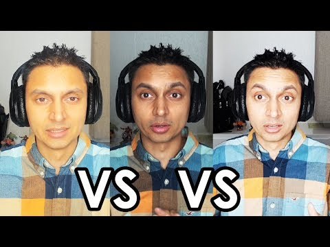 Best Camera for Youtube? Samsung Galaxy S9 vs Webcam vs Handy Cam
