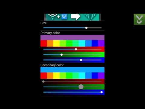 Analog Clock Live Wallpaper 7 - Set an analog clock-like live wallpaper - Download Video Previews