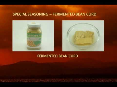 Learn secret and special seasoning sauce for Chinese food