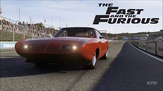 Forza Motorsport 6 - Dodge Charger Daytona Fast & Furious 1969 - Test Drive Gameplay [1080p60FPS]