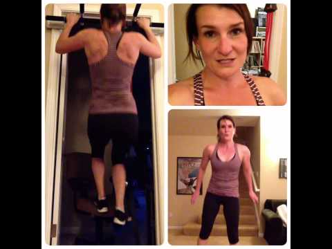 P90X Day 5 and a quick tip -- keep your promise to yourself!