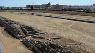 Hispania Romana 53 - Circo de Emerita Augusta - Prof. Manuel Lafarga