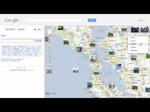 Layers in Google Maps