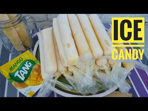 Ice Candy | How to make Ice Candy (Summer Recipe)
