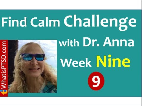 Corrective Messages to Yourself!: Find Calm Challenge - Week 9 of 10