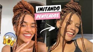 Penteados Com Tranças Videos 9tubetv