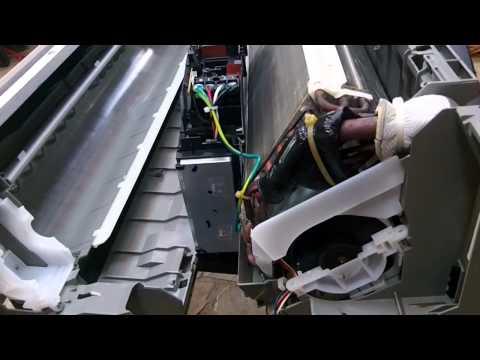 Daikin Mini-Split Drainpan Changeout