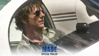 american made official trailer hd
