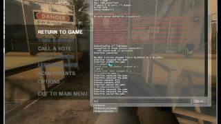 Testing cheats in Left 4 Dead 2(read description)
