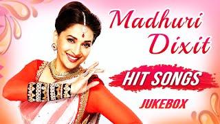 Best Hits Of Madhuri Dixit , Evergreen Hindi Songs , Jukebox