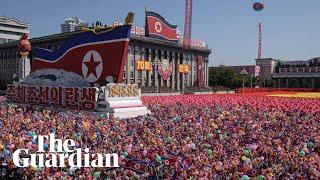 North Korea Marks 70th Anniversary With Massive Military Parade