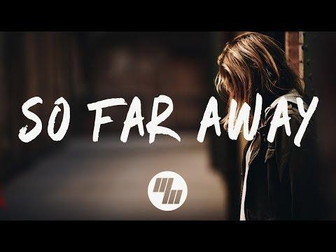 Martin Garrix & David Guetta - So Far Away (Lyrics / Lyric Video) feat. Jamie Scott & Romy Dya