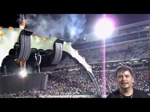 U2 / End of the show