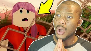 """REACTING TO """"The Last Guest 2 (The Prodigy) - A Sad Roblox Movie"""""""
