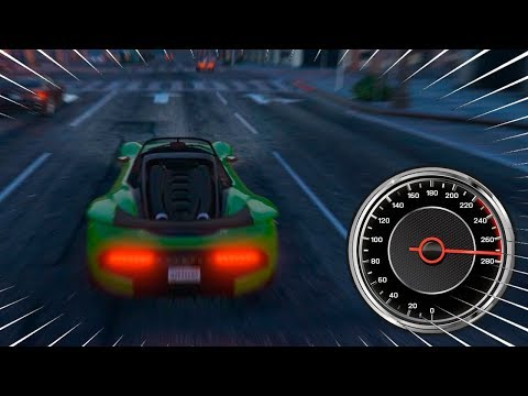 *ACTUALIZACION* AUTO MAS RÁPIDO DE GTA ONLINE | CON VITA GRAND THEFT AUTO 5 GTAV