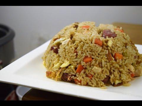 Yang Chao Fried Rice Recipe