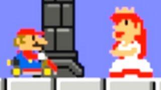Super Mario Maker - 100 Mario Challenge #74 (Expert Difficulty)