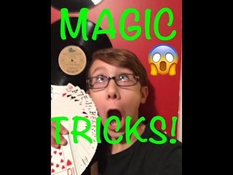 MAGIC TRICK 1! EXPLAINED!!! -Spades626