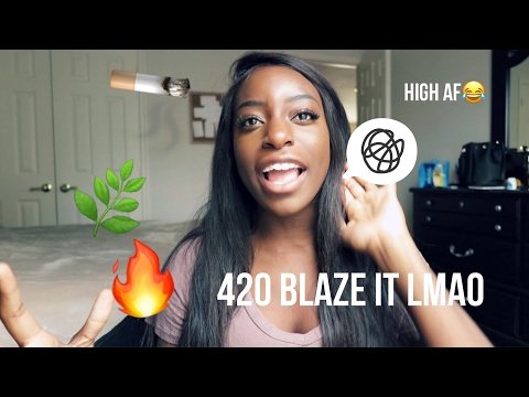 First time getting high & why I stopped smoking weed