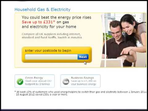 How To Find And Switch To A Cheaper Energy Supplier In Minutes
