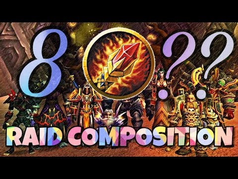 The PERFECT Classic Raid Group - Classic WoW Raiding Guide: 40-man Vanilla WoW Raid Composition