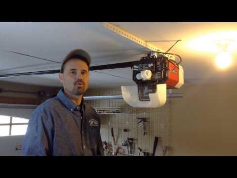 How to Program your Garage Door Remote & Keypad