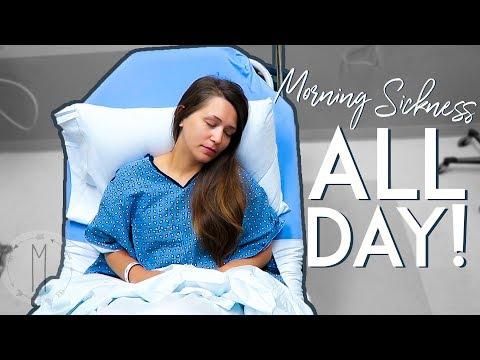 MORNING SICKNESS HITS HARD! TRIP TO THE ER | PREGNANCY VLOG