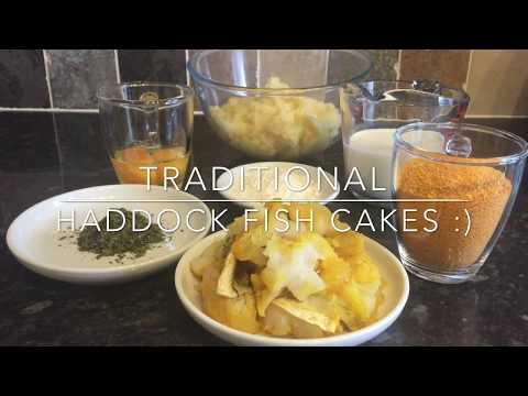 Traditional fish cakes recipe & Cook with me :)