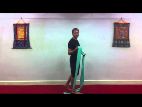 Strength Training with Danny Bridgeman. Using toning concepts from Aston Kinetics