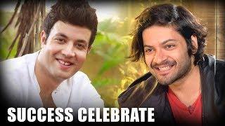 Ali Fazal And Varun Sharma Celebrate The Success Of Film Fukrey Return