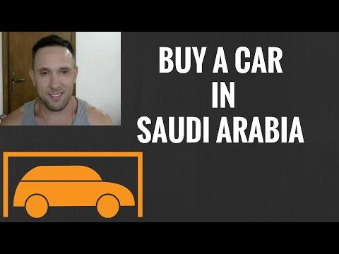 Teaching English Abroad in Saudi Arabia? You Must Buy a Car