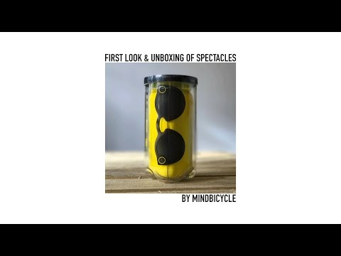 Snapchat Spectacles in the UK - first look, unboxing, setup, how to use, sample footage & review